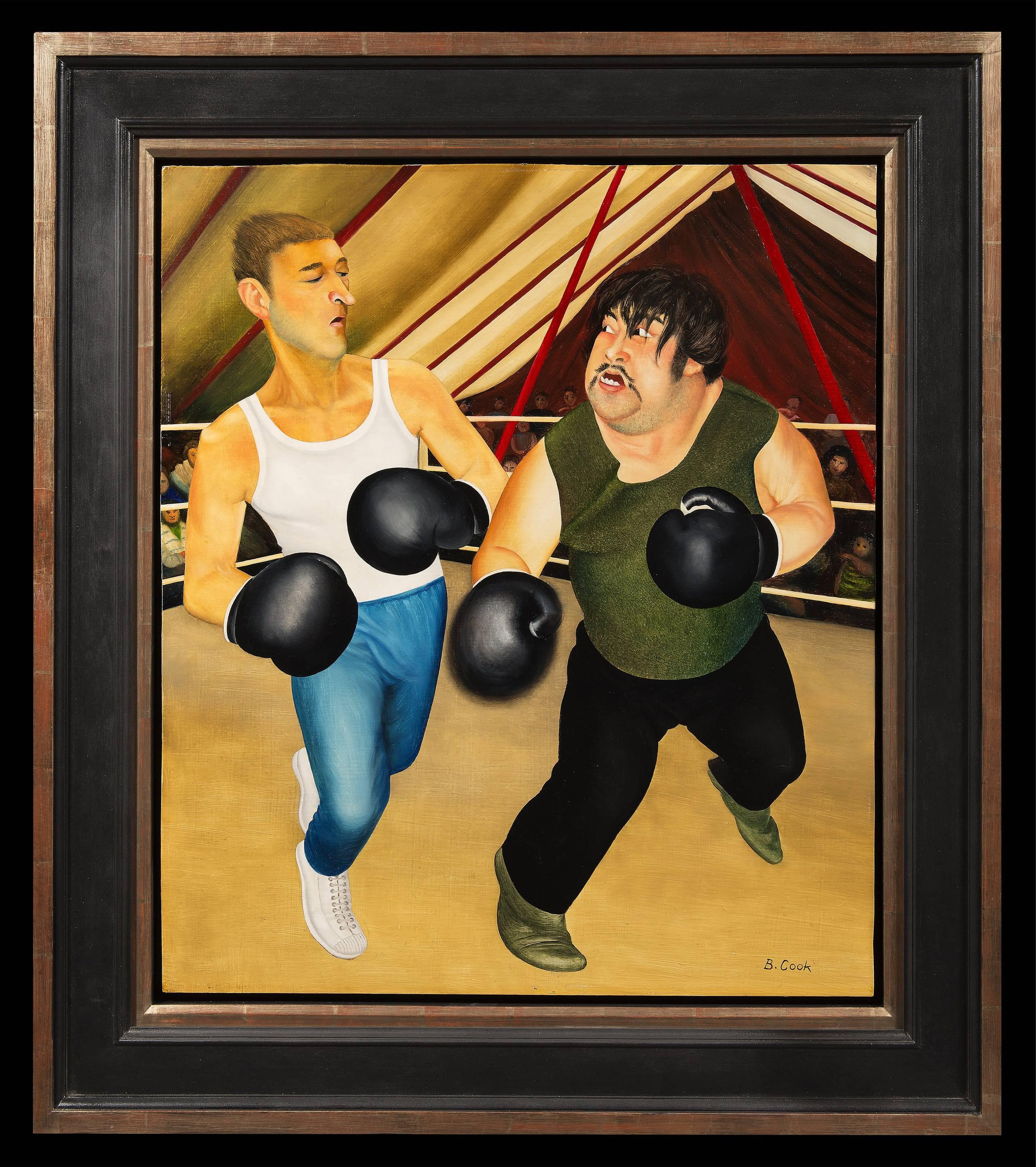 Britains Biggest Stockist of Beryl Cook Fine Art » Rock n
